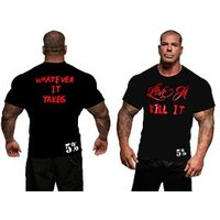 Rich Piana 5% Love it, Kill it Whatever It Takes T-Shirt (008)