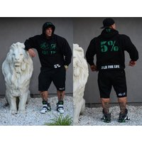 Rich Piana 5% Love it, Kill it Hoodie (055)