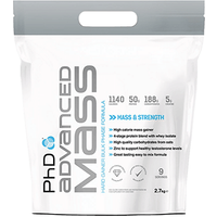 PhD Advanced Mass - 2.7kg