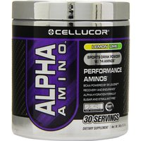 Cellucor Alpha Amino - 30 Servings (Dated 02/18)