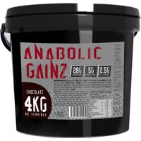Image of The Bulk Protein Company - Anabolic Gainz Chocolate 4kg | Creatine