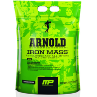 SALE Arnie Iron Mass - 10lbs-Chocolate Malt (DAMAGED)
