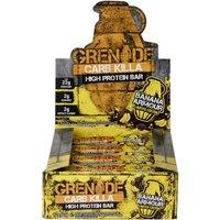 Grenade Carb Killa - 12 Bars-Banana Armour DATED MARCH-19