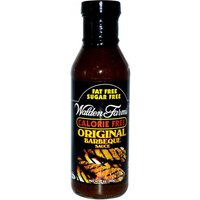 Walden Farms BBQ Sauces - 340g