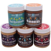 Image of Buff Bake Almond Butter - 340g