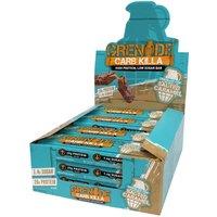 Image of Grenade Carb Killa - 12 Bars- Salted Caramel