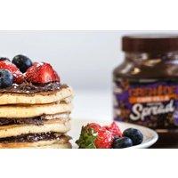 Grenade Carb Killa Spread (360g Jar) + 1kg Protein Pancake Mix