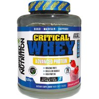 Applied Nutrition Critical Whey 2 27kg Vanilla   Vitamins and Minerals