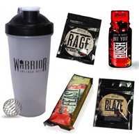 Warrior Supplements Sample Pack