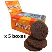 Image of Premium Protein Cookies x 5 Boxes (60 Cookies)