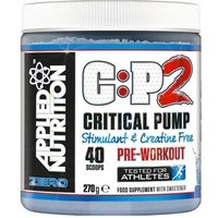Applied Nutrition C:P2 ZERO Pre-workout STIM FREE(20 Servings)