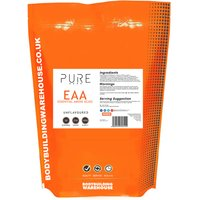 Bodybuilding Warehouse   Pure EAA   Unflavoured 250g   Vitamins and Minerals