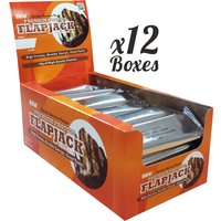 Image of Premium Protein Flapjacks x 12 Boxes (1 Case)