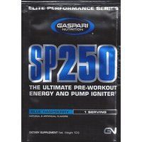 Gaspari SP250 - 1 Serving Sample