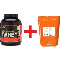 Image of Gold Standard Whey & Pure Pre-Workout - Save 50%!