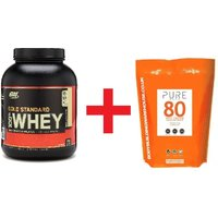 Image of Gold Standard Whey & Pure Whey 80 - Save 50%!