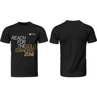 ON Gold Standard Zone T-shirt BLACK