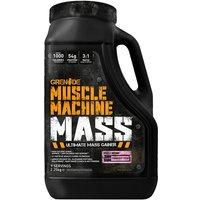 Grenade Muscle Machine Mass 2.25kg