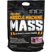 Grenade Muscle Machine Mass - 5.75kg