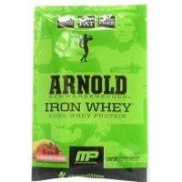 Arnold Schwarzenegger Series Iron Whey Sample - Strawberry