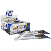 Image of Ronnie Coleman King Whey Protein Bars 12 x 57g