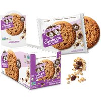 Image of Lenny and Larry's Complete Cookie x 12-Oatmeal Raisin