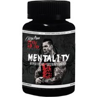 Rich Piana 5% Nutrition Mentality - 90 Caps LATE DATED 10/18
