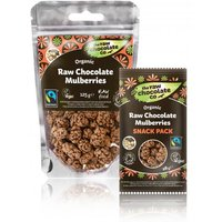 Image of The Raw Chocolate Co | Company Mulberries-28g Snack Pack