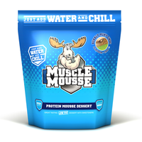 *DAMAGED* Muscle Mousse - 750g - White Chocolate