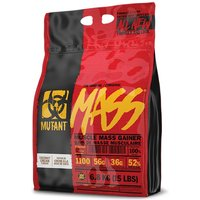 Image of PVL | Mutant Mass - 6.8kg NEW BAG Coconut Cream | Weight Gain