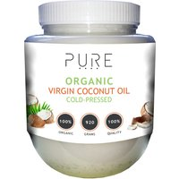 Pure Organic Virgin Coconut Oil - 460g