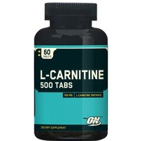 ON L-Carnitine 500mg - 60 Tablets