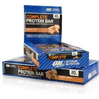 ON Complete Protein Bars x 12
