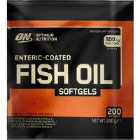 ON Fish Oils - Enteric Coated 200 Softgels