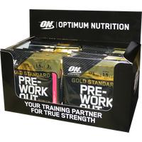 ON Gold Standard Pre-Workout - 24 Sachet Samples