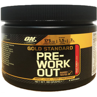 ON Gold Standard Pre-Workout - 8 Servings (Small Tub)