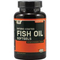 ON Fish Oils - Enteric Coated 100 Softgels