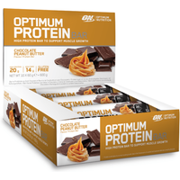 Optimum Protein Bar - 10 Bars