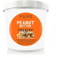 Pure Peanut Butter - Crunchy - 1kg (Damaged Tub)