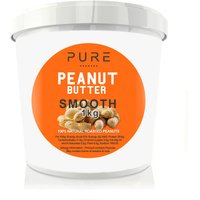 Pure Peanut Butter - Smooth - 1kg (Damaged Tub)
