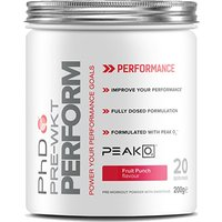 PhD Nutrition PRE-WKT Perform - 200g
