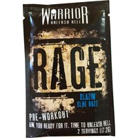 Warrior RAGE - 2 Serving Sample