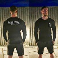 Image of Warrior Gym Wear | Rashguard - Medium