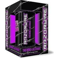 RazorWire Thermo Lacerate (Purple) 100 Caps (11/2017 Dated)