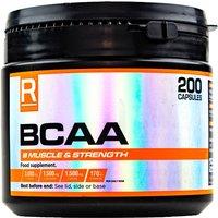 Reflex BCAA - 200 caps