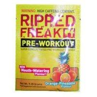 Pharma Freak Ripped Freak Pre-workout Sample