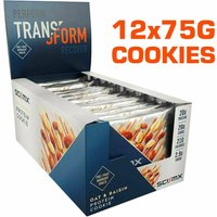 Image of Sci-MX Protein Cookie - 12 Cookies-Strawberry & White Chocolate
