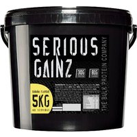 The Bulk Protein Company Serious Gainz - 5kg