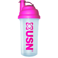 USN Shaker Clear/Pink