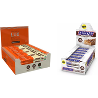 Snickers & LUX Protein Bar Snack Pack